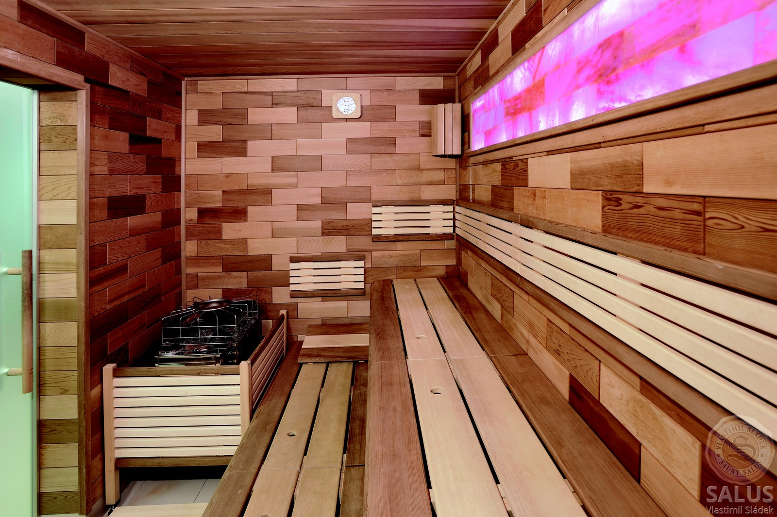 Sareza Solná sauna