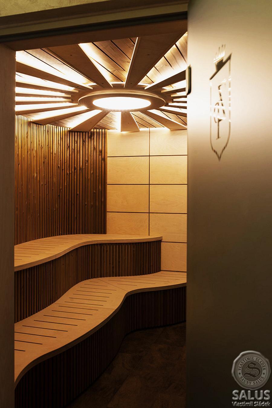 Finská sauna Petrovice