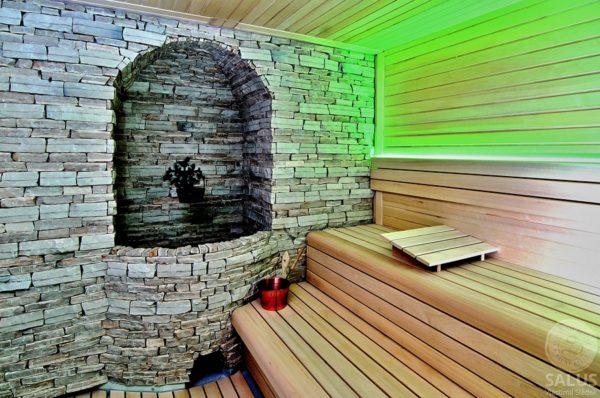 Luxusní sauna