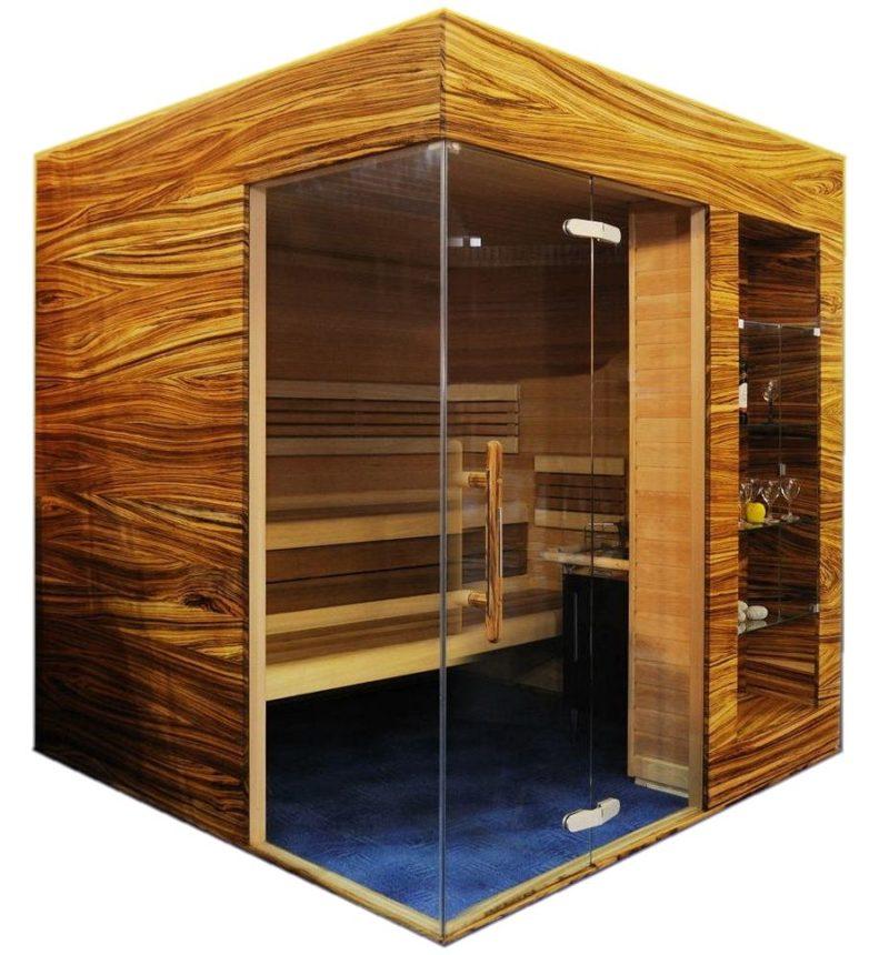 Typová sauna