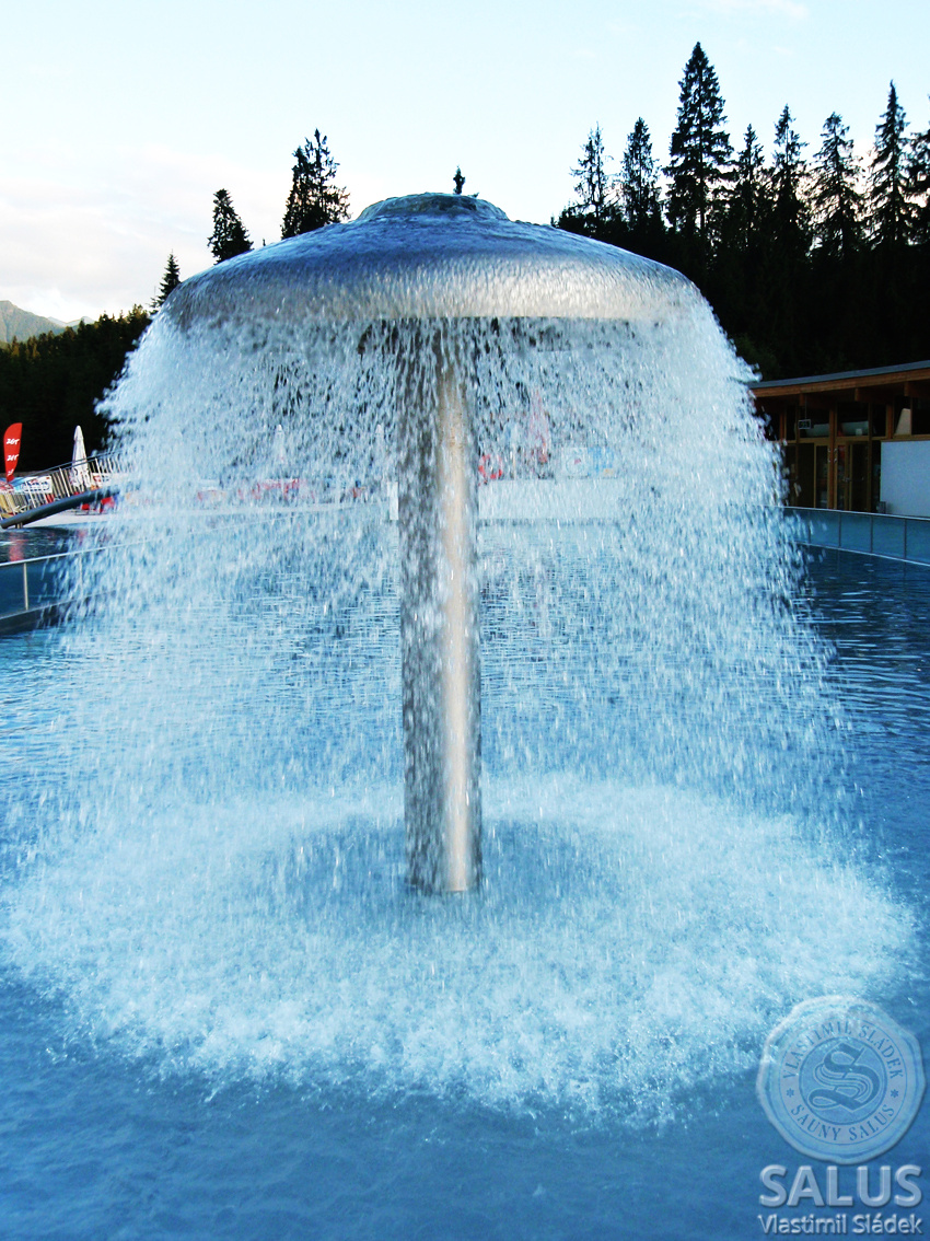 vodní atrakce