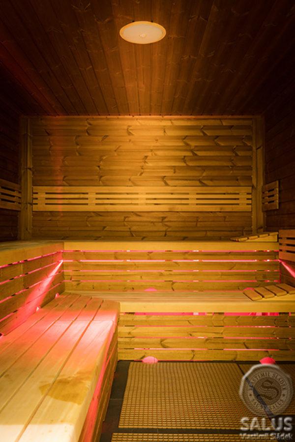 Petrovice finská sauna