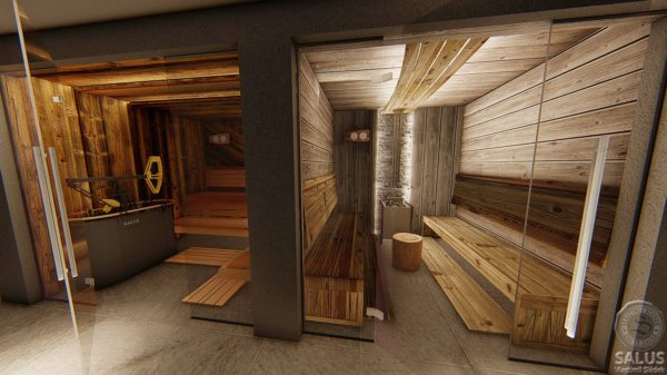 Hills finská sauna 2