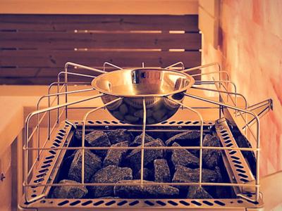 Solná sauna