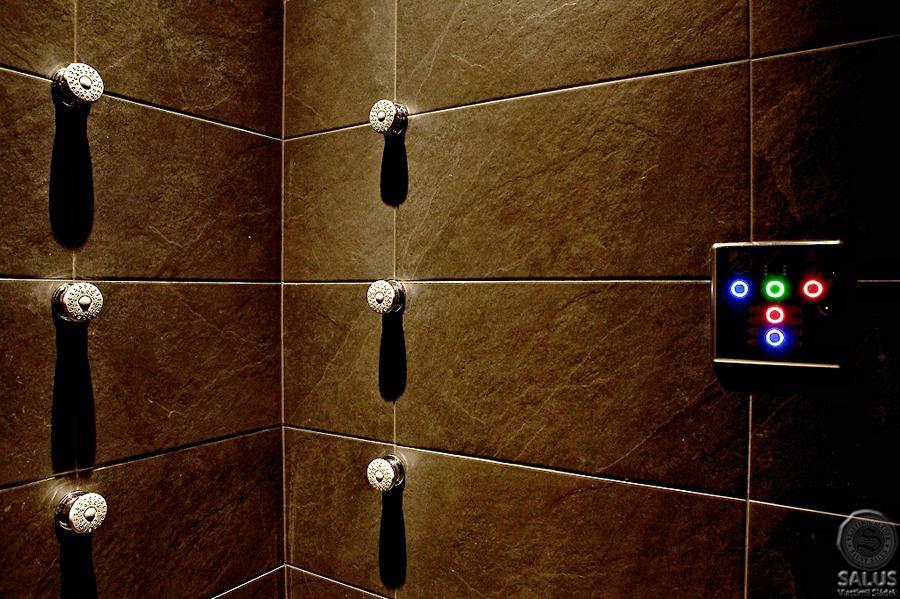 Ochlazovací sprchy