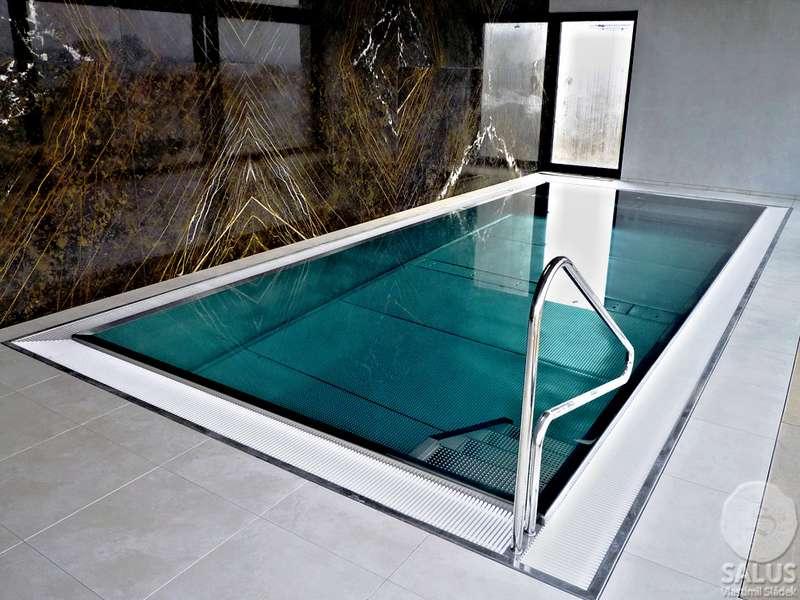 Bazén nerezový