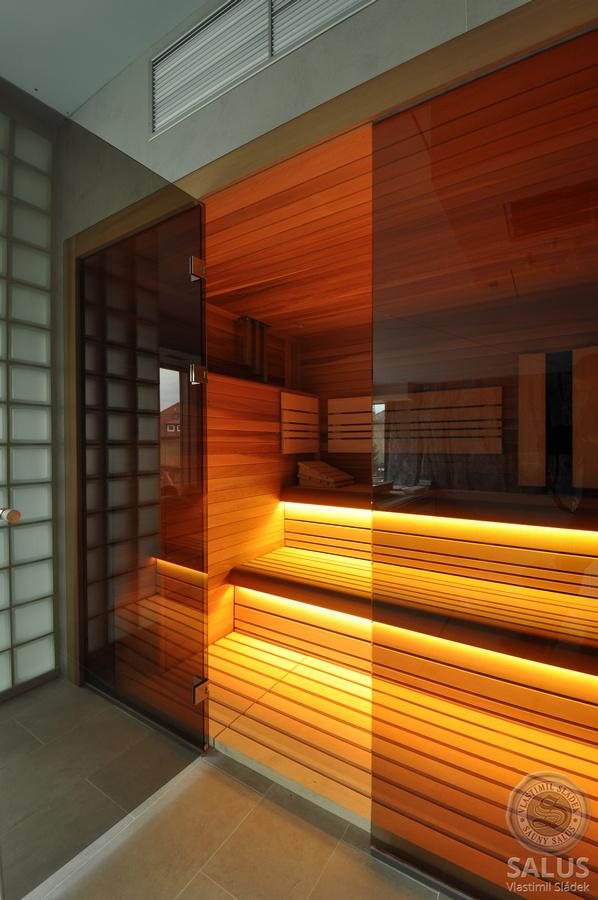 Kombinovaná sauna R